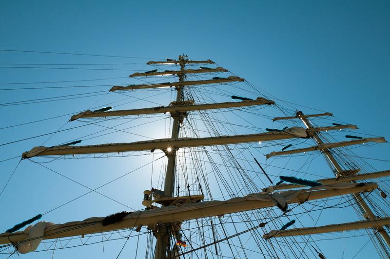 Spannung statt Seemannsgarn: Ein Abend mit Kapitän Schneidewind