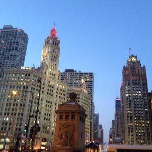 Chicago: Ein gutes Pflaster für Theater