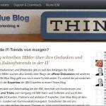 IBM Blue Blog