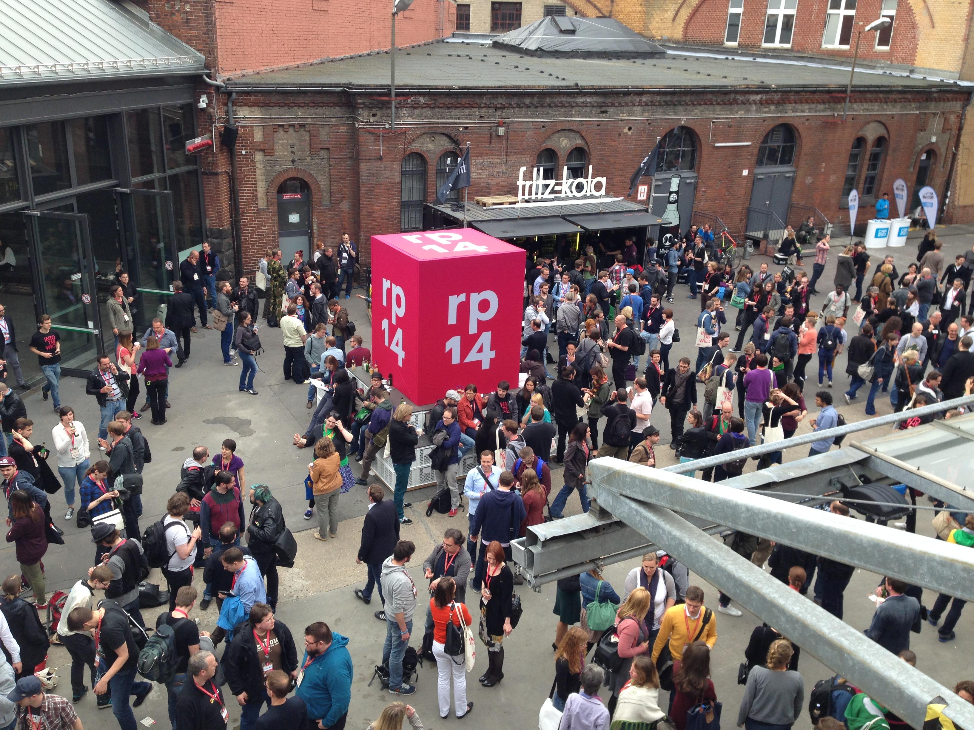 re:publica 2014: Aus Spaß wurde Ernst…#rp14