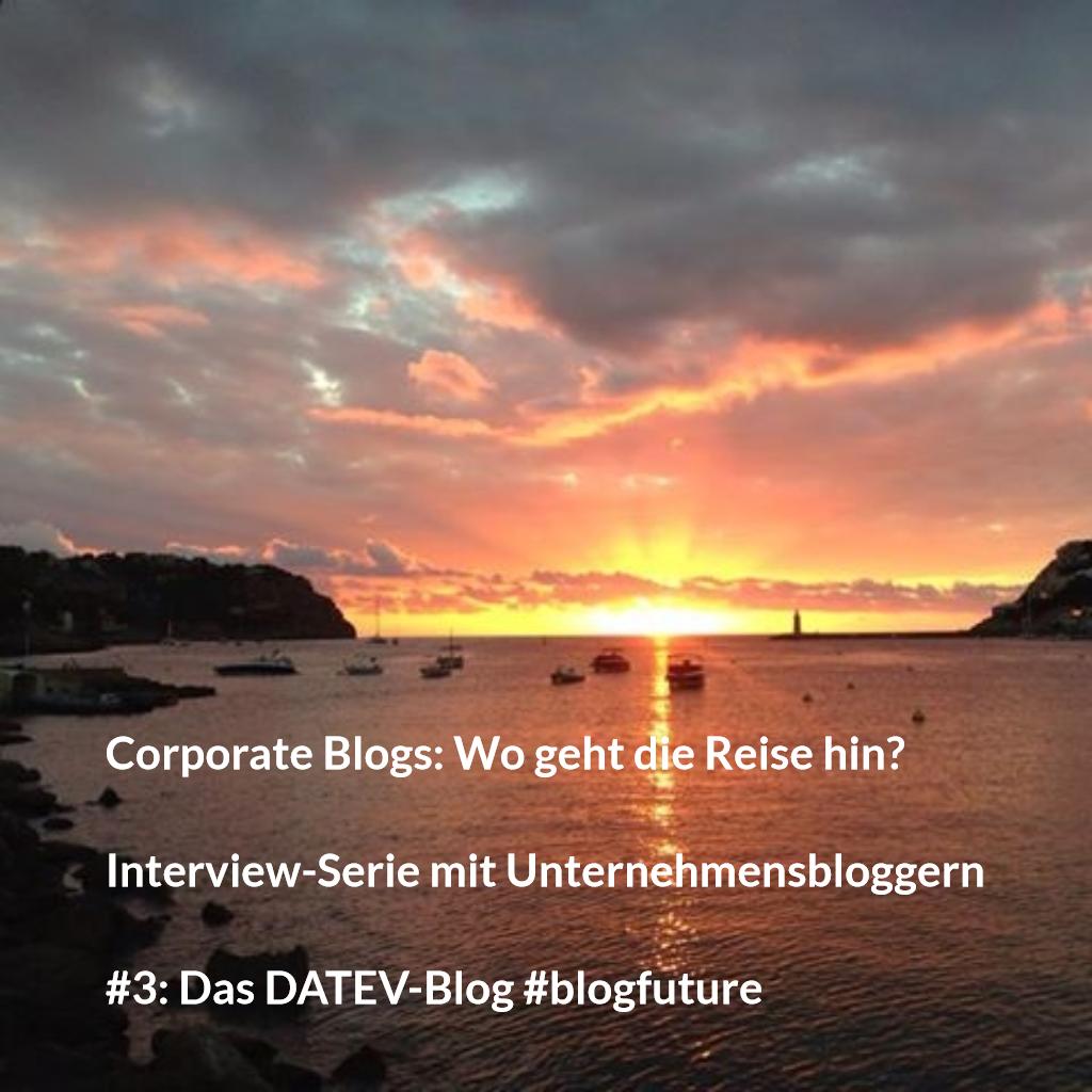 """DATEV Blogs: """"Hier sind wir Herr im eigenen Haus"""" #blogfuture"""