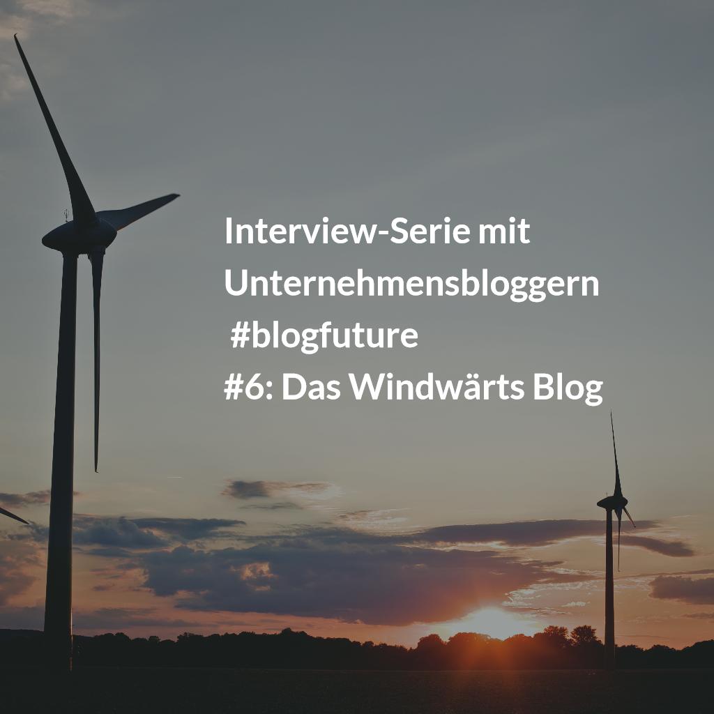 Windwärts Blog: Punkte sammeln bei Gegenwind