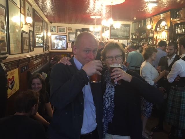Edinburgh - ein Besuch in Zeiten des Brexit