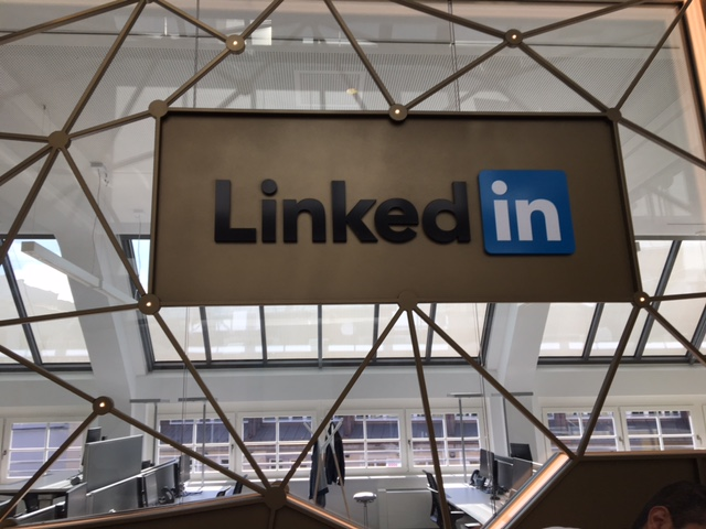 Starkes Statement: Das neue LinkedIn Office in München