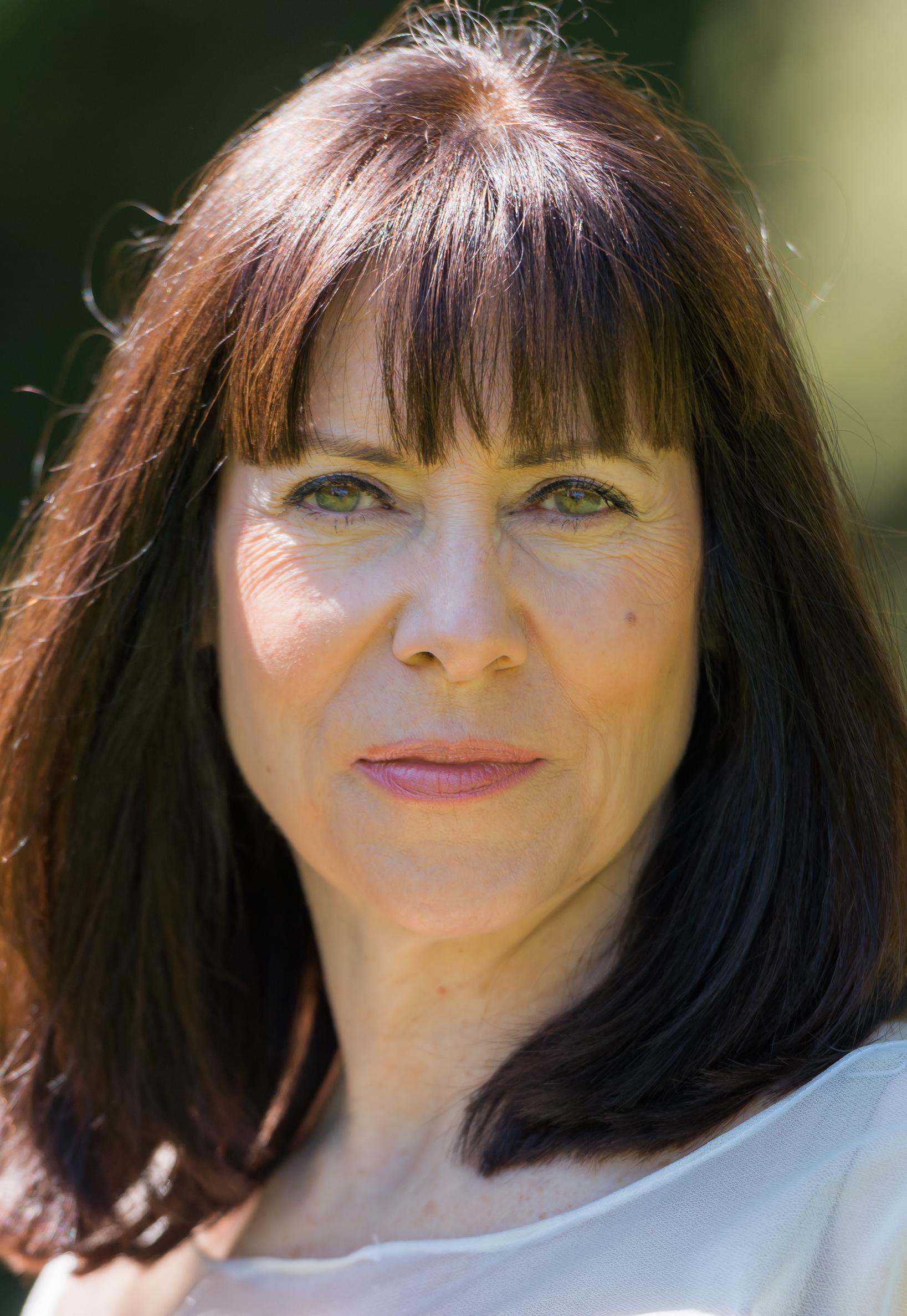Christine Paulus von der IBM Unternehmenskommunikation in DACH, photo by Falk, Luisenthal 2016