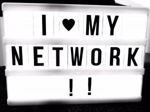 Netzwerken ist Nebensache? Von wegen! #Blog