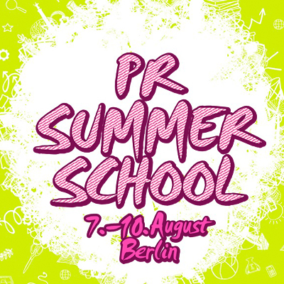 PR Summer School 2019