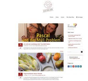 """BKK ProVita startet Corporate Blog:""""Gutes Gefühl mit eigener Plattform"""""""