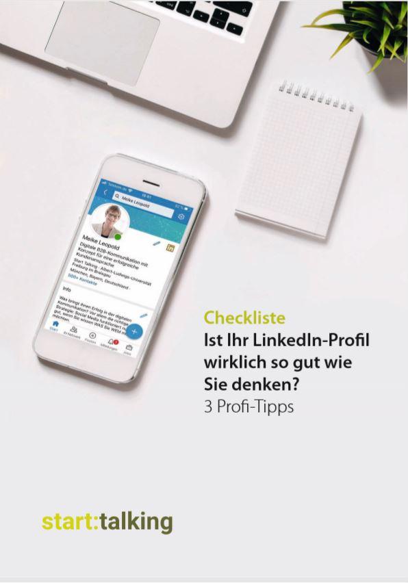Ist Ihr LinkedIn Profil wirklich so gut wie Sie denken?