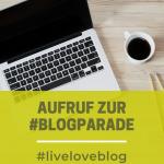 Das Blog - ein Medium von gestern? #Blogparade #liveloveblog