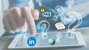 LinkedIn und Xing – Zehn Fragen & Antworten für Unternehmen